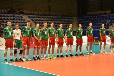 България надви Турция и триумфира на волейболната Балканиадата U20