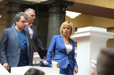 Мая Манолова след разговорите с ИТН: Правителство ще има