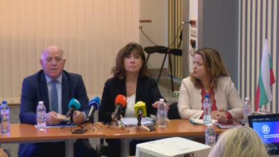 Представляващият ВСС призова за конструктивни отношения между отделните власти