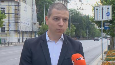 Има ли нарушители в бус лентите в София?
