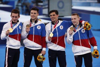 Русия взе титлата в отборното по спортна гимнастика