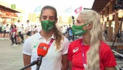 Сестри Стоеви пред БНТ: Мечтаем да стигнем до медалите