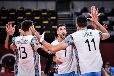 Аржентина надделя над Франция за първи успех на Олимиадата