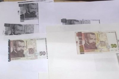 Разкриха печатница за фалшиви пари в Русе