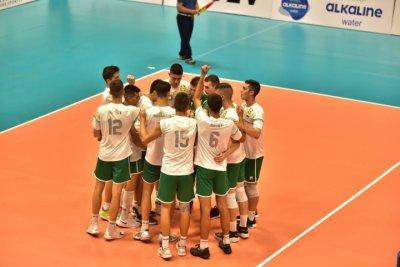 Волейболистите на Мартин Стоев с втора категорична победа над Иран преди заминаването си за САЩ