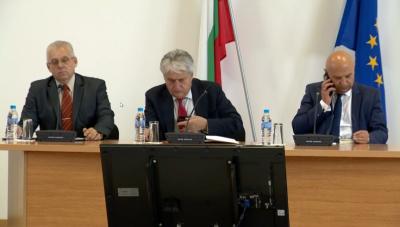 Рашков: МВР изпълни своя дълг да осигури честен изборен резултат