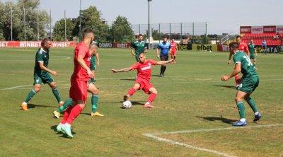 Царско село и Черно море дадоха старт на новото футболно първенство