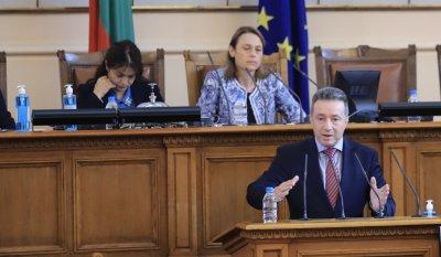 Янаки Стоилов: ВСС изнесе щит пред главния прокурор