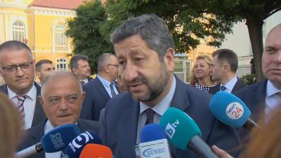 Христо Иванов: Парламентът трябва да успее да излъчи правителство