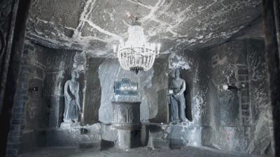 """Утре вечер в """"Европейци"""": Разходка на 125 м под земята в уникална солна мина"""