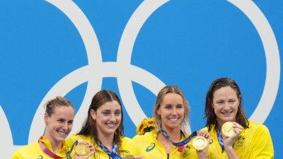 Падна първият световен рекорд в олимпийския плувен басейн