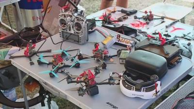 Варна е домакин на състезание с дронове