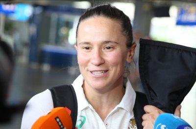 И Станилия Стаменова отпътува към олимпийската столица