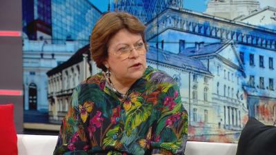 Татяна Дончева: Трябва надеждно правителство, което да изкара продължителен период