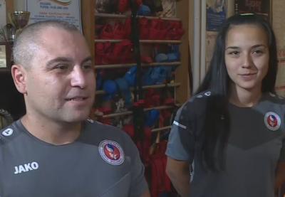 За успеха на Ивет Горанова - пред БНТ говори първата ѝ треньорка