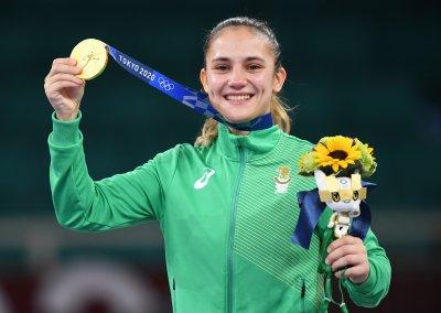 Паметен момент за България, Ивет Горанова спечели златен олимпийски медал