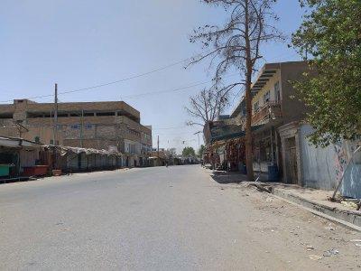 Настъпление на талибаните след оттеглянето на американските части от Афганистан