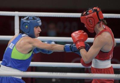 Класа! Стойка Кръстева ще се боксира за златото в Токио
