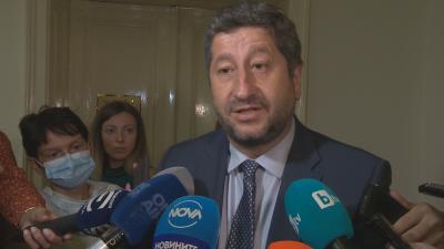 Христо Иванов: Оставаме на разположение, но отговорността е на ИТН
