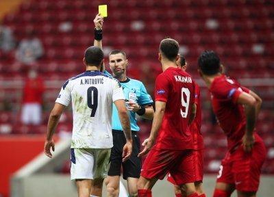 Кабаков ще ръководи 1/2-финал на Олимпийския футболен турнир