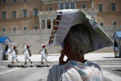 Опасна жега обхваща Гърция