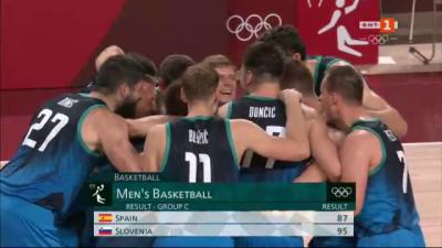"""Ден 10: Дончич и Словения подчиниха световния шампион Испания и спечелиха група """"C"""""""