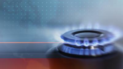 Природният газ поскъпва с 12% от 1 август