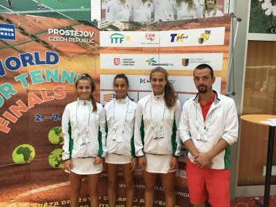 Младите ни националки са на четвъртфиналите на Световното първенство в Чехия