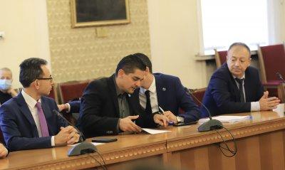 """""""Има такъв народ"""" и """"БСП за България"""" обсъждат съдебната реформа на експертна среща"""