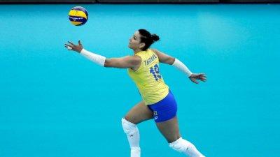 Допинг скандал в женския волейболен отбор на Бразилия преди 1/2-финала