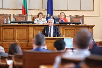 Вътрешният министър в НС: Нестабилността в Афганистан може да доведе до нова мигрантска вълна