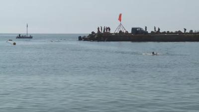 Над 200 плувци участваха в маратона Галата-Варна