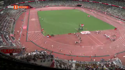 Ден 10: Лека атлетика (Финали и полуфинали при мъжете и жените)