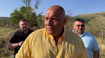 Борисов: Няма да подкрепим нито това правителство, нито ще участваме в каквото и да било