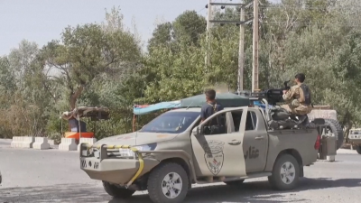Настъпление на талибаните в Афганистан: Сражения за 4 провинции