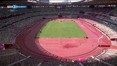 """Ден 10: Хвърляне на чук (жени, група """"B"""") и 400 метра спринт (мъже)"""