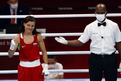 Ден 10: Стойка Кръстева спечели втори медал за България (Бокс, 1/4-финали, жени до 51 кг)
