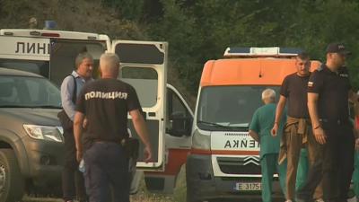 Огнен ад в село Петрово до Сандански: Двама горски служители загинаха, трети е в болница