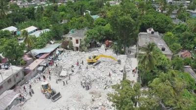 Хаити обявява тридневен траур в памет на жертвите на земетресението