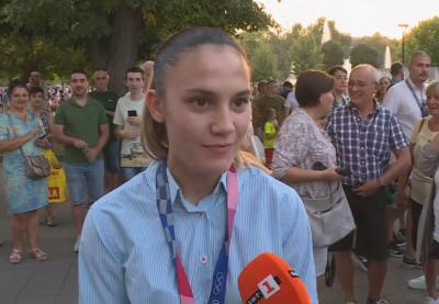Златните Ивет Горанова и Стойка Кръстева стават почетни граждани на Плевен