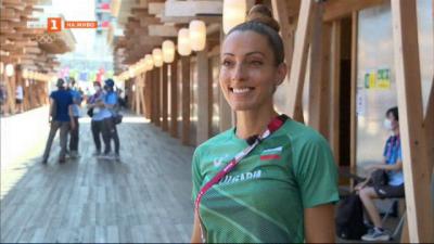 Ивет Лалова пред БНТ: Да бягам на шеста Олимпиада, ще бъде най-голямото щастие за мен