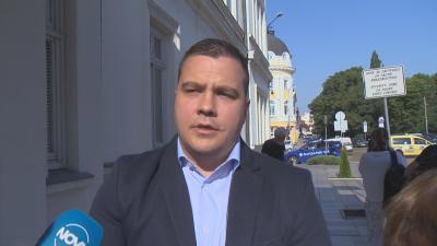 Балабанов: Ако се наложи, трябва да има сваляне на имунитет, защото в НС има отговорни за полицейското насилие