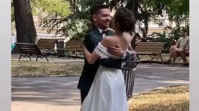 Водещата на спортните новини на БНТ Нора Шопова мина под венчилото