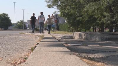 Жителите на граничните райони у нас са притеснени от новата бежанска вълна