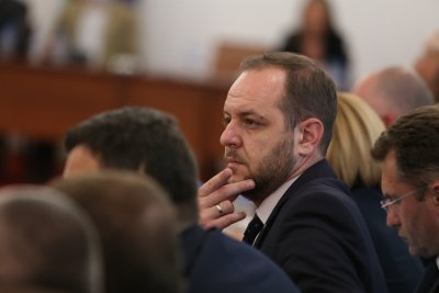 """Зелените са """"против"""" проектокабинета на ИТН"""