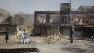 Талибаните вече контролират 65% от територията на Афганистан