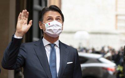 "Джузепе Конте беше избран за лидер на ""5 звезди"""
