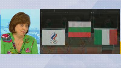 Росина Атанасова за златния медал на ансамбъла ни: Това е резултат от нашата класа