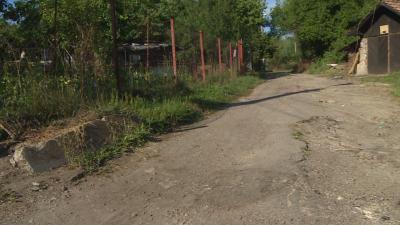 """Докъде стигна ремонтът на улица в кв. """"Стара Тева"""" в Перник"""