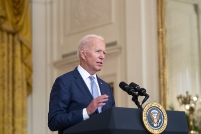 Байдън обсъди ситуацията в Афганистан със Съвета за национална сигурност